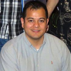Alex Diaz head shot