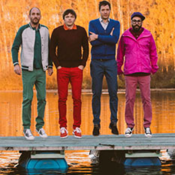 Ok Go - exclusive image head shot