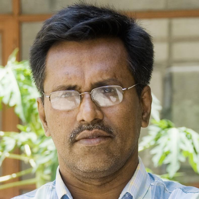 Syed Maqbool Ahmed head shot