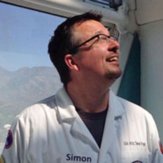 Simon Kregar head shot