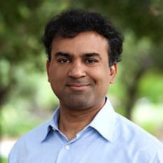 Sridhar Narayanan head shot