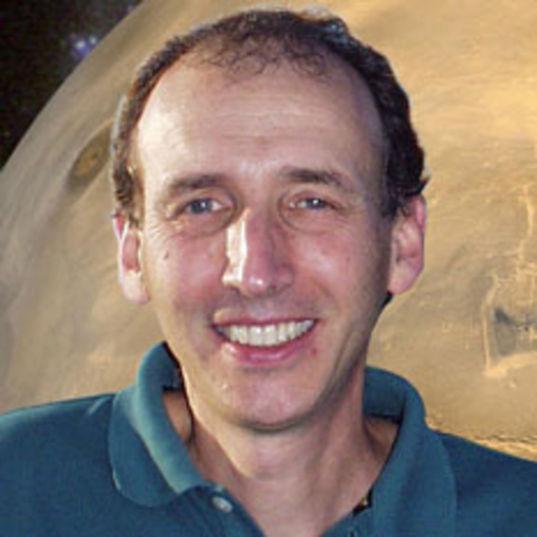 Matt Golombek head shot