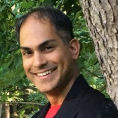 Dipak Srinivasan head shot