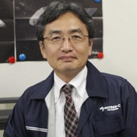 Makoto Yoshikawa head shot