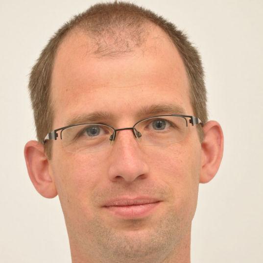 Tammo Dijkema  head shot