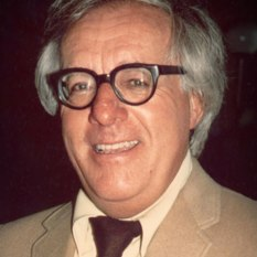 Ray Bradbury Head Shot
