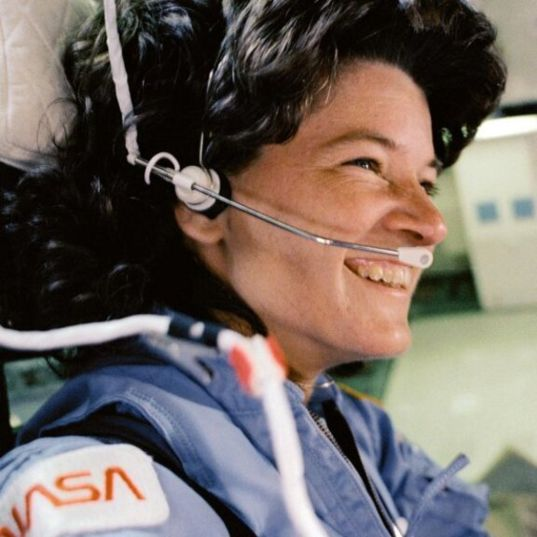 Sally Ride Head Shot