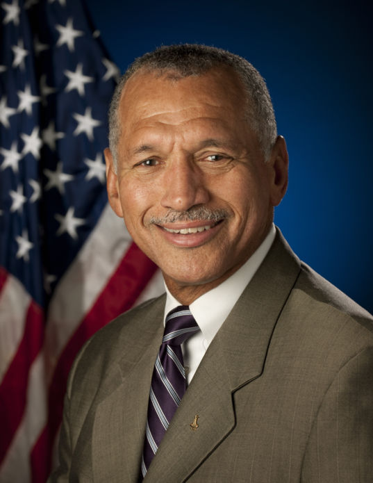 Charles Bolden Head Shot