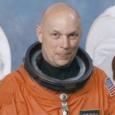 Story Musgrave head shot