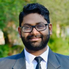 Kaushik Mitra head shot