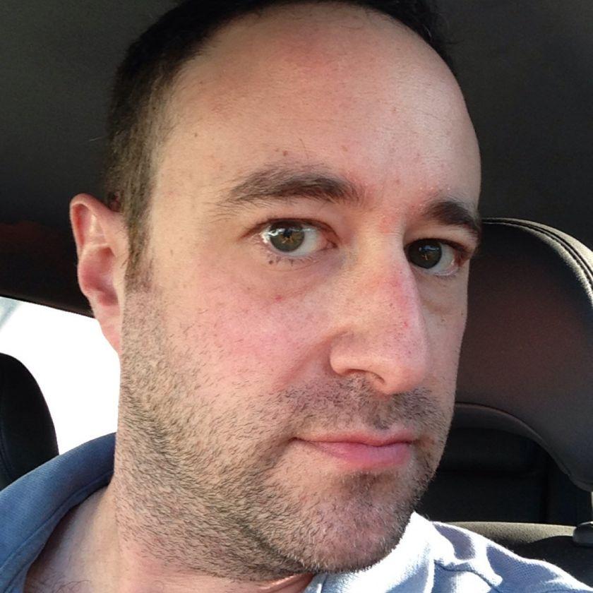 Ethan Gross head shot