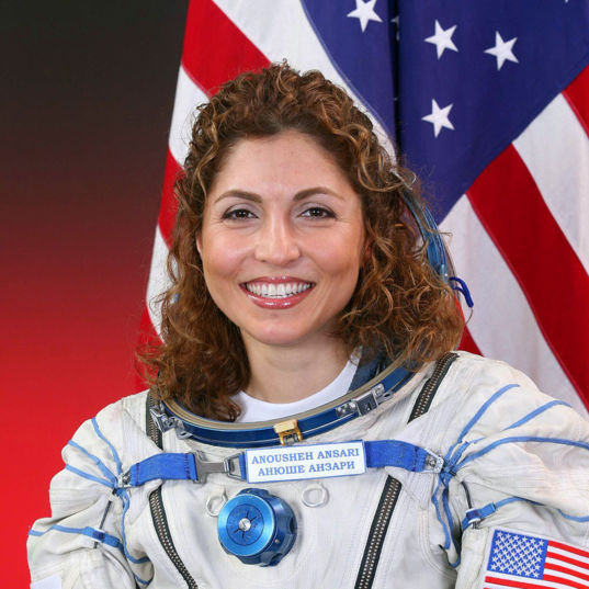 Anousheh Ansari head shot