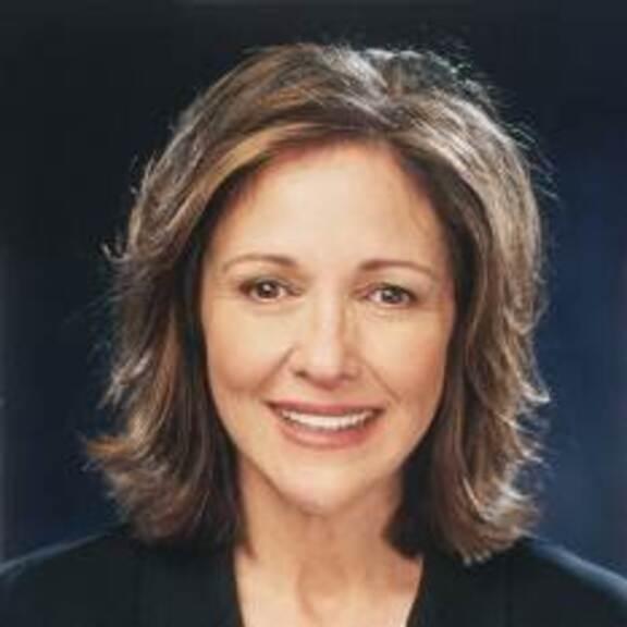 Ann Druyan portrait head shot