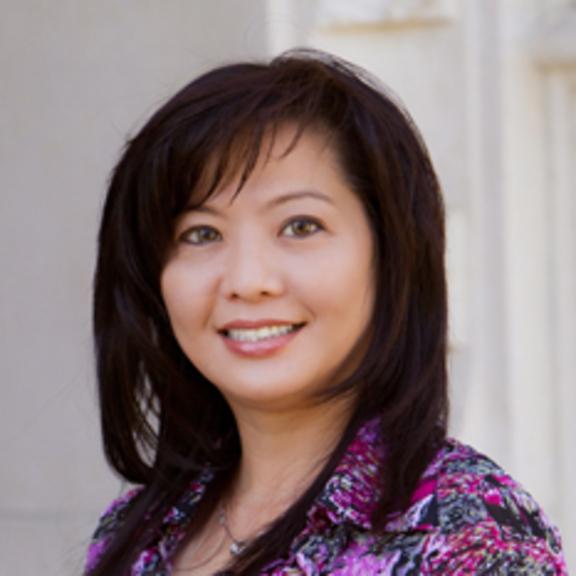 Headshot of Melanie Lam
