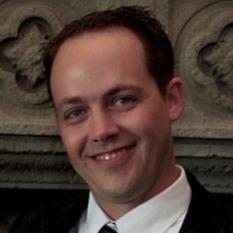 Headshot of Rich Morris head shot