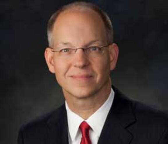 Lockheed Martin Chief Technology Officer and Senior Vice President Ray Johnson head shot