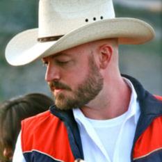 Neil Patrick Stewart (Cowboy) head shot