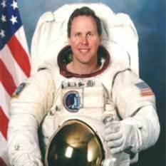 Astronaut Tom Jones head shot