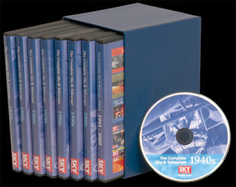 The Complete Sky & Telescope: Seven Decade Collection