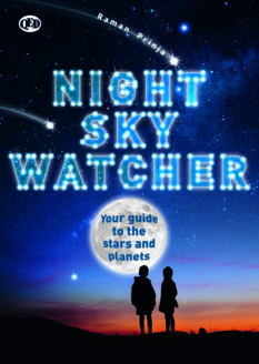 Night Sky Watcher, by Raman Prinja