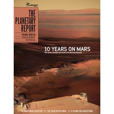 Winter 2013 Issue of The Planetary Report