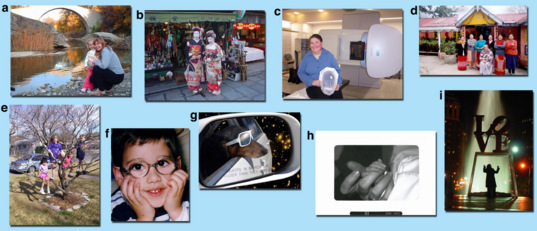 New Horizons Time Capsule Selections: People