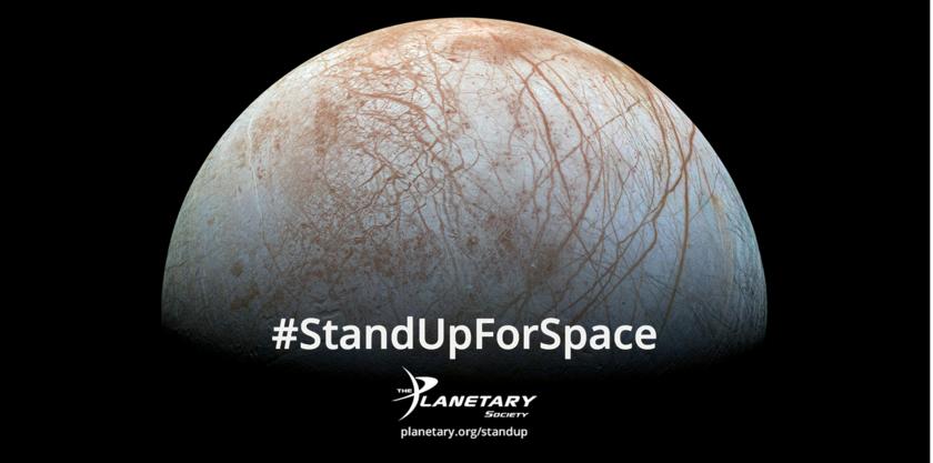 #StandUpForSpace