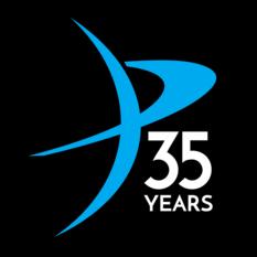 TPS logo - 35th anniversary