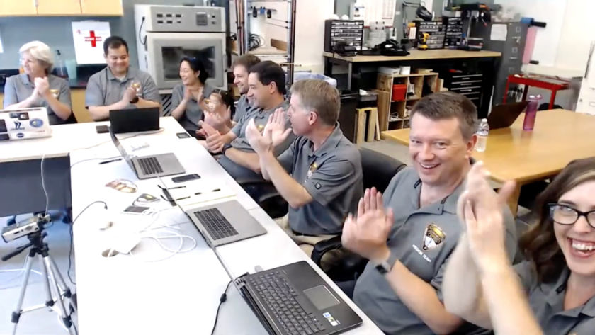 LightSail 2 Deployment Celebration