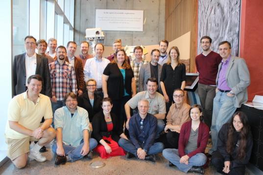 Masctcam-Z December 2014 Team Meeting