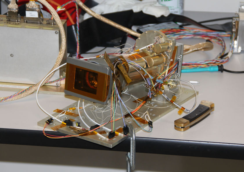 The Mastcam-Z Engineering Qualification Model