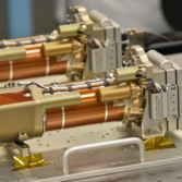 Mastcam-Z in the Malin Space Science Systems Clean Room
