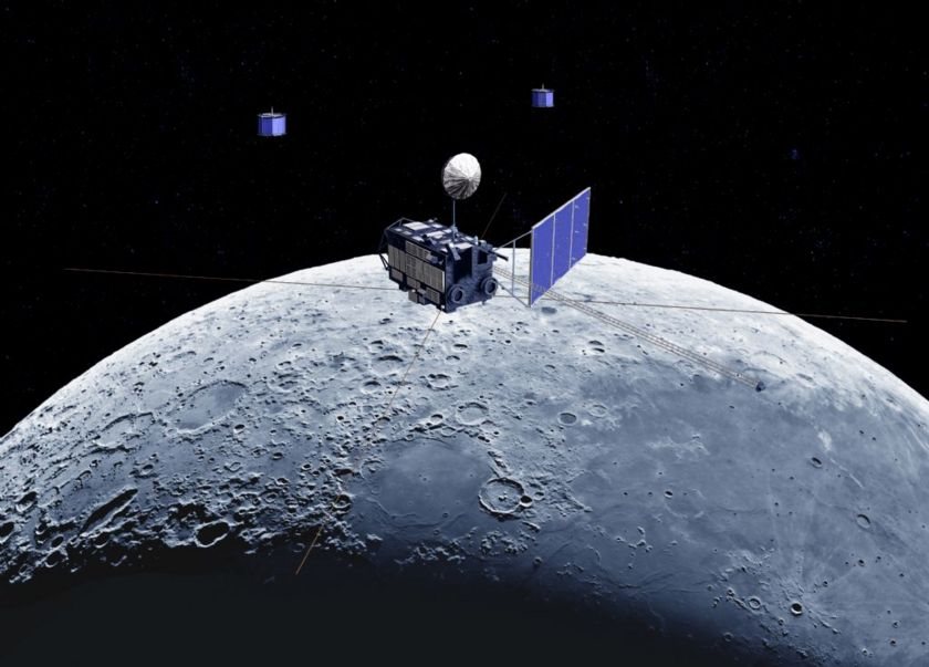 Kaguya (SELENE) Spacecraft