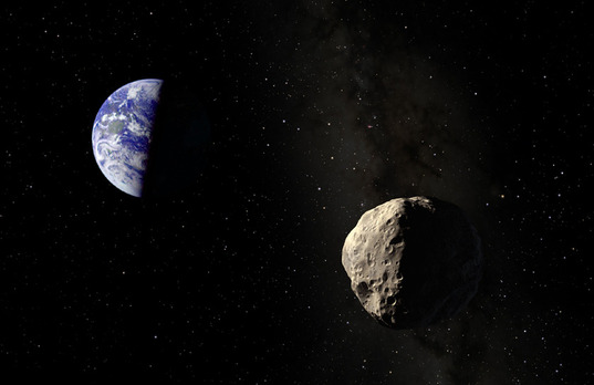 Asteroid Close Approach to Earth