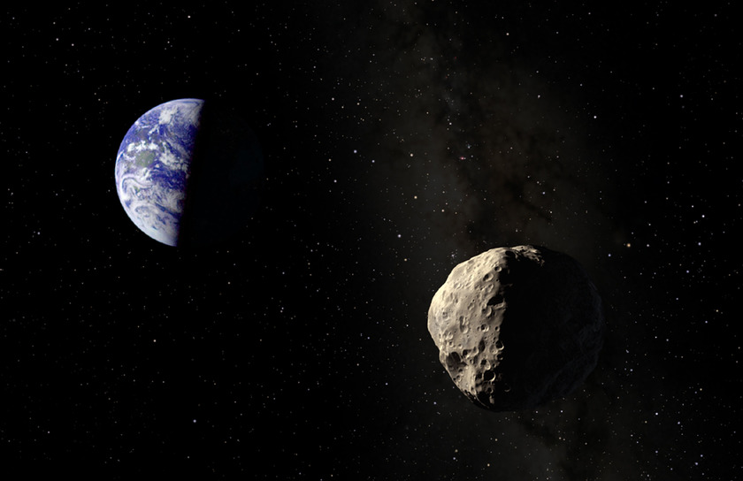 how to stop an asteroid from hitting earth