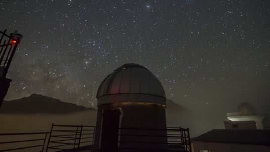Morocco Oukaïmeden Sky Survey