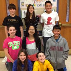 Tenkill Middle School TEP 6C