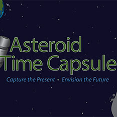 Asteroid Time Capsule
