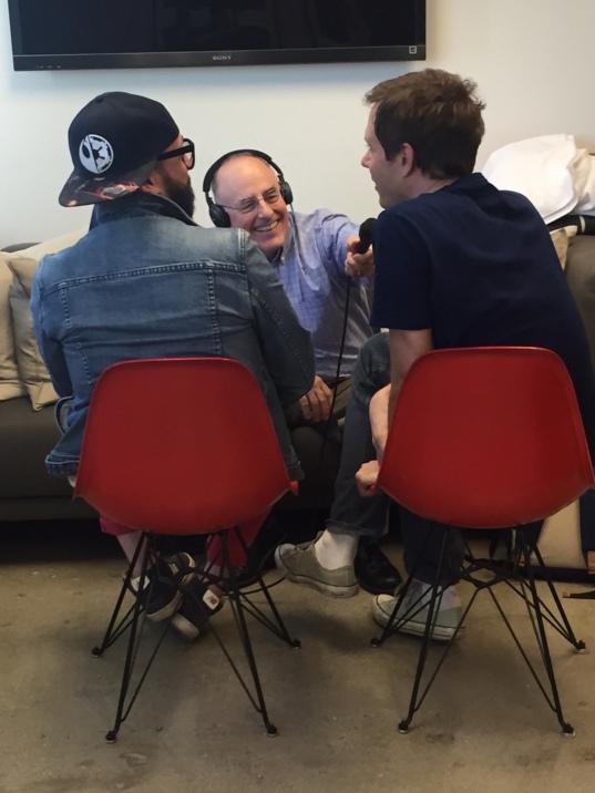 Mat Kaplan interviews OK Go