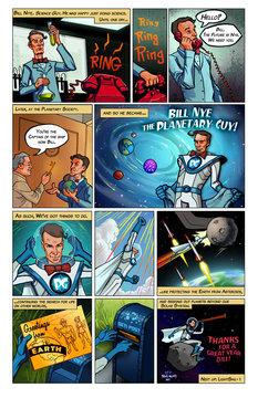 Bill Nye The Planetary Guy