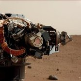 MAHLI is on Mars