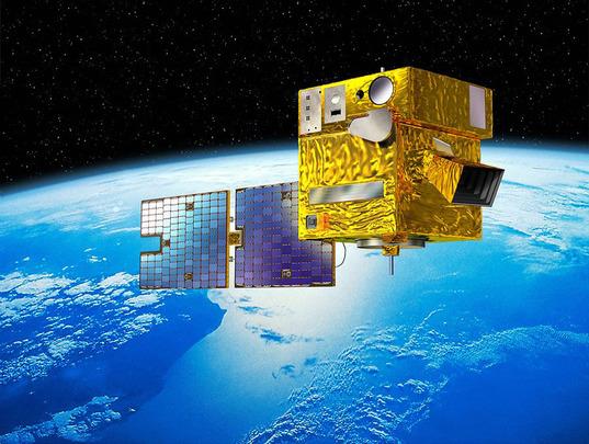 PICARD spacecraft
