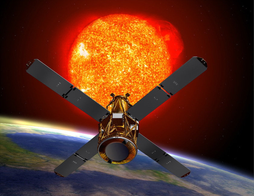 Reuven Ramaty High Energy Solar Spectroscopic Imager (RHESSI)