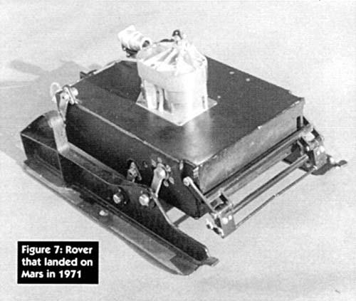 Mars 3 rover
