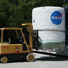 LADEE delivered to NASA Wallops
