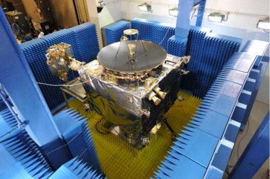 MAVEN undergoing testing