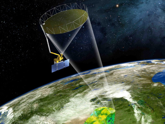 Soil Moisture Active Passive (SMAP) spacecraft