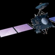 Rosetta at a scale of 2 cm per pixel