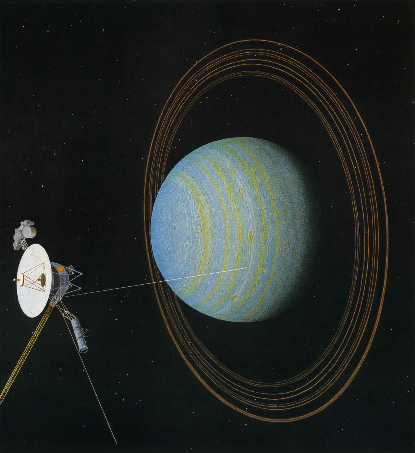 the stories behind the voyager mission bruce murray the planetary