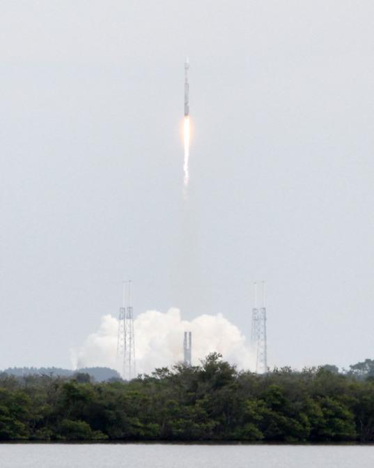 MAVEN launches!